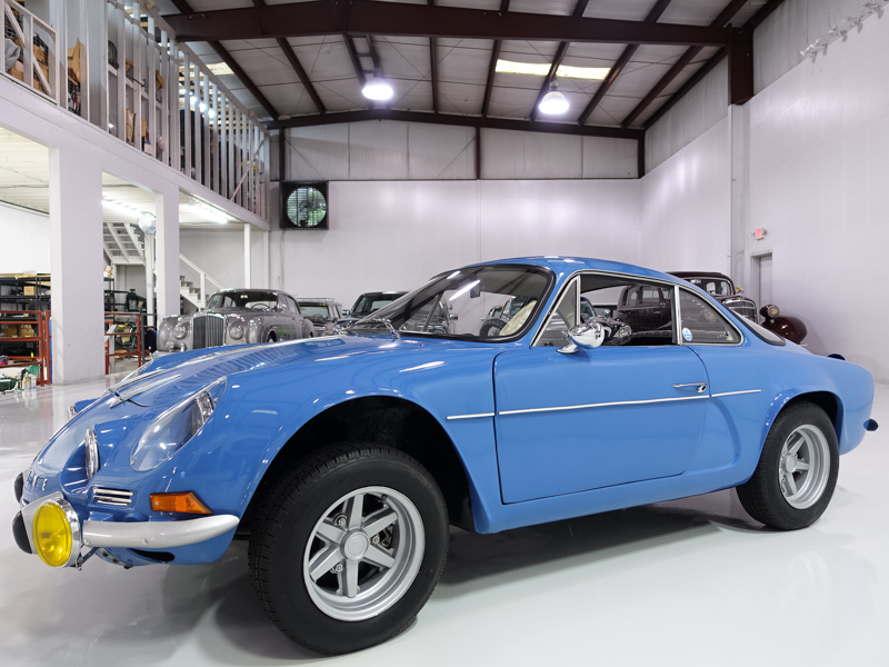1965 Alpine-Renault A110 Dinalpin for sale, classic Alpine Renault for sale, daniel Schmitt & Co. classic cars for sale, retro cars, vintage auto Daniel Schmitt