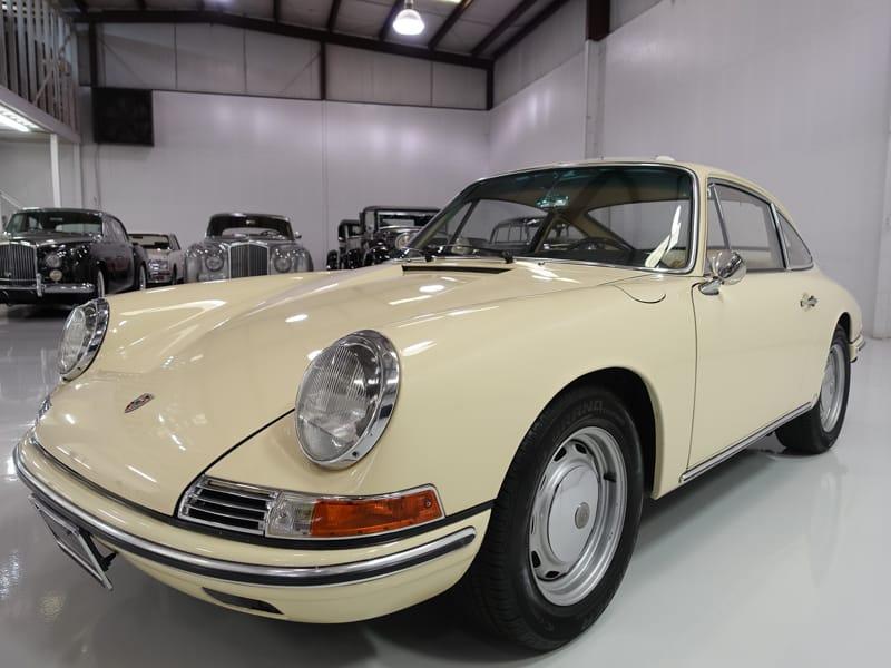 1966 Porsche 912 Sunroof Coupe Daniel Schmitt Amp Company