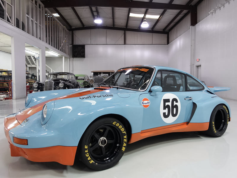 1971 Porsche 911T RSR Replica for sale at Daniel Schmitt & co classic car gallery, classic porsche for sale, 911t rsr replica for sale