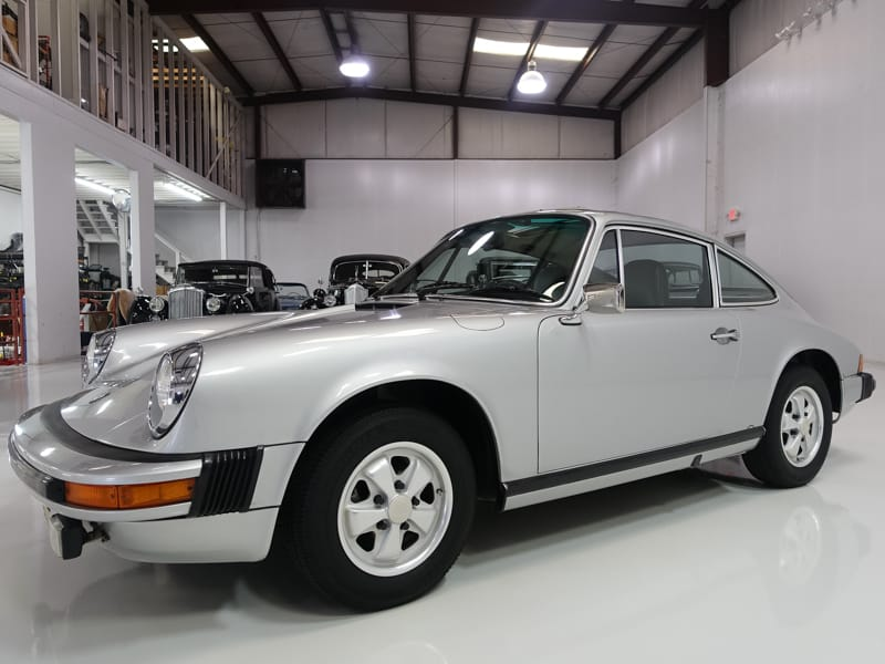 1976 Porsche 912e Coupe With Rare Sunroof For Sale At