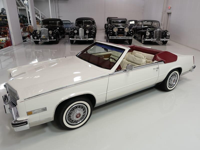 1984 Cadillac Eldorado Biarritz Convertible for sale Spectacular