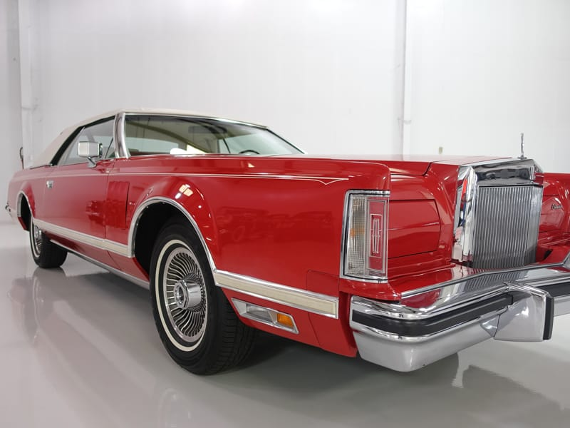 1979 lincoln continental mark v coupe for sale daniel schmitt co classic car gallery. Black Bedroom Furniture Sets. Home Design Ideas
