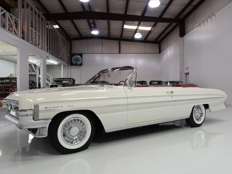 1961 Oldsmobile Super 88 Convertible for Sale | Daniel