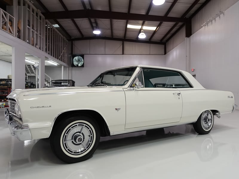 1964 Chevrolet Chevelle Malibu Ss Sport Coupe