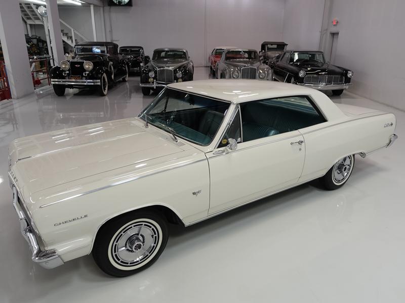 1964 Chevy Chevelle Malibu SS, Daniel Schmitt & Co. Classic Cars, St. Louis