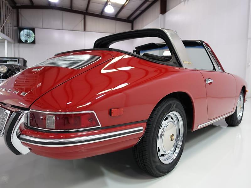 1968 porsche 912 soft window targa daniel schmitt company For1968 Porsche 912 Targa Soft Window