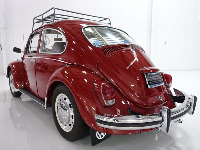 Volkswagen Beetle Of