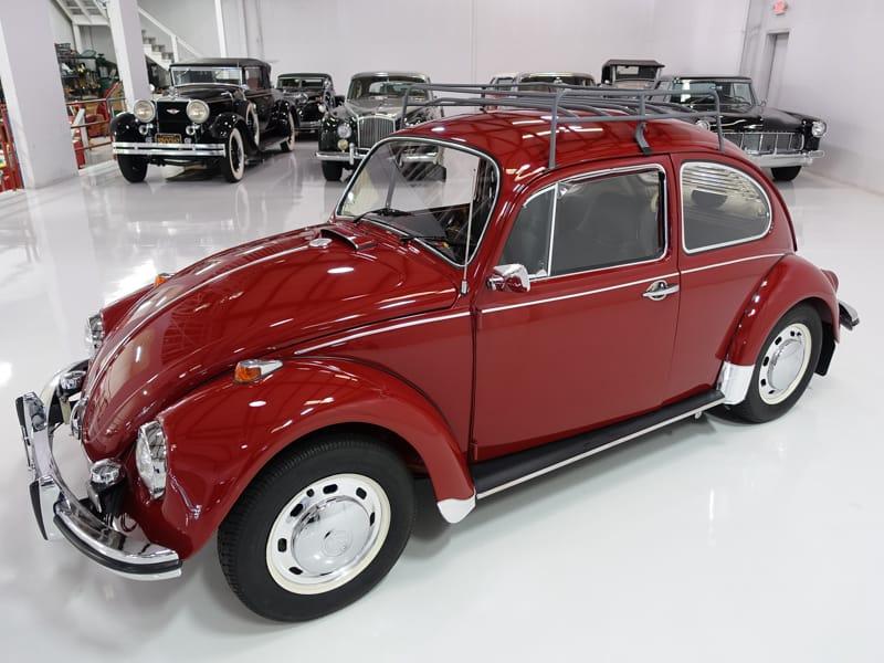 1968 Volkswagen Beetle Daniel Schmitt Amp Company