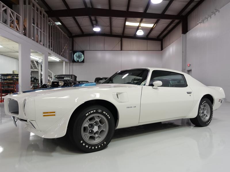1971 Pontiac Firebird Trans AM Daniel Schmitt & Co. Classic cars, St. Louis