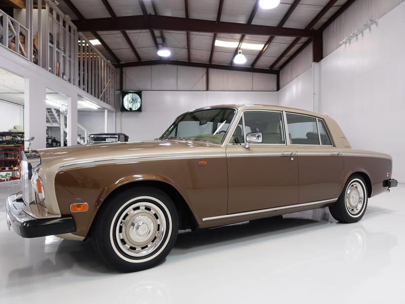 1980 Rolls Royce Silver Shadow