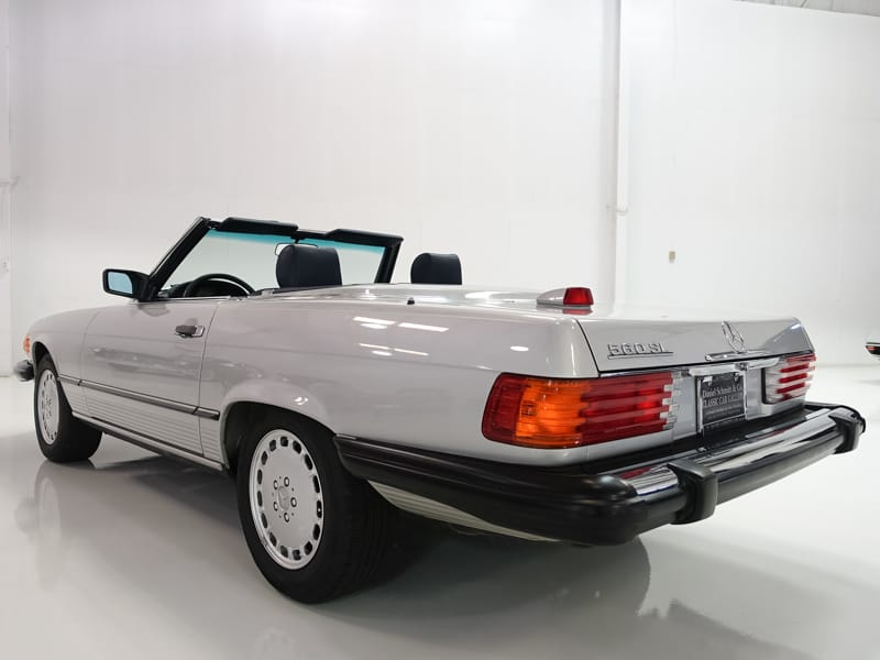 1987 mercedes benz 560sl roadster for sale daniel
