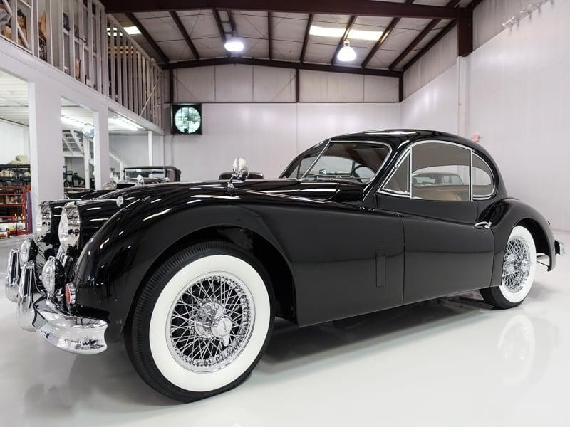 1956 Jaguar Xk140mc Fhc For Sale Daniel Schmitt Co Classic Cars