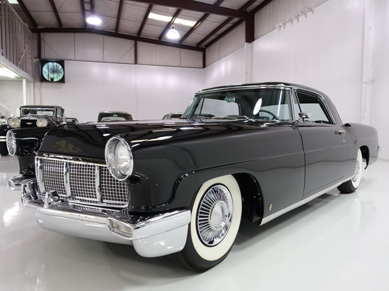 1956 lincoln continental mark ii top of the line model ebay. Black Bedroom Furniture Sets. Home Design Ideas