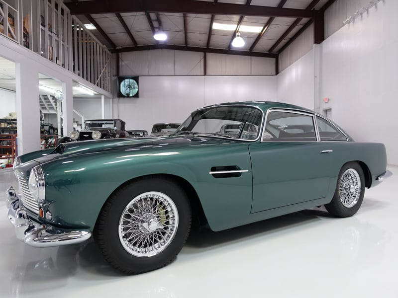 Classic and Luxury Cars for Sale Inventory  Daniel
