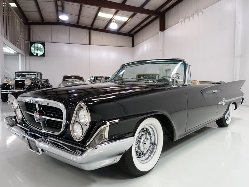 Car Carrier For Sale >> 1961 Chrysler 300G Convertible for sale | Daniel Schmitt & Co.
