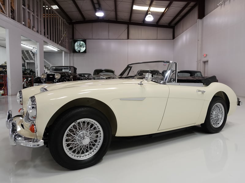 1967 Austin Healey 3000 Mk III Phase II Roadster 1 1 import miscellaneous daniel schmitt & company  at crackthecode.co