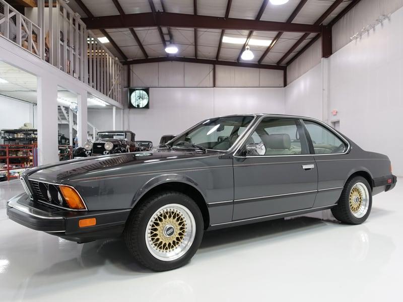 1983 BMW 633CSi