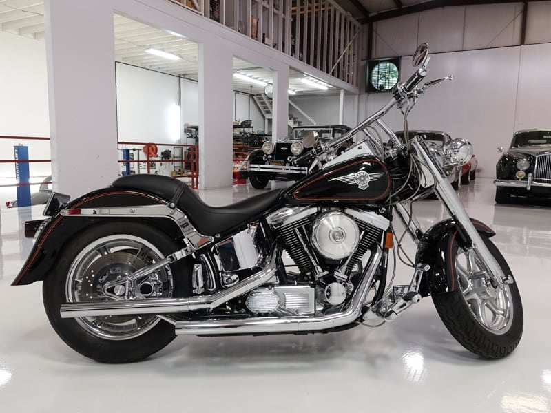 1993 Harley Davidson Fat Boy Softail For Sale Daniel