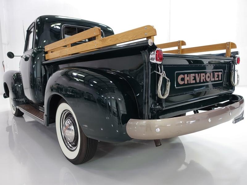 1953 CHEVROLET 3100 PICKUP TRUCK — Daniel Schmitt & Company