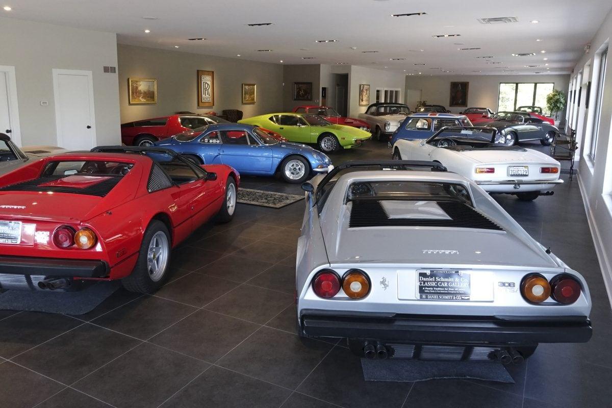 Daniel Schmitt & Co. Classic Car Gallery