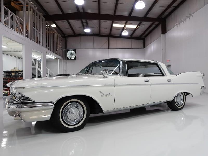 1960 Chrysler Imperial Crown Sedan from Daniel Schmitt & Co. classic cars st. louis, daniel schmitt vintage cars, antique automobiles