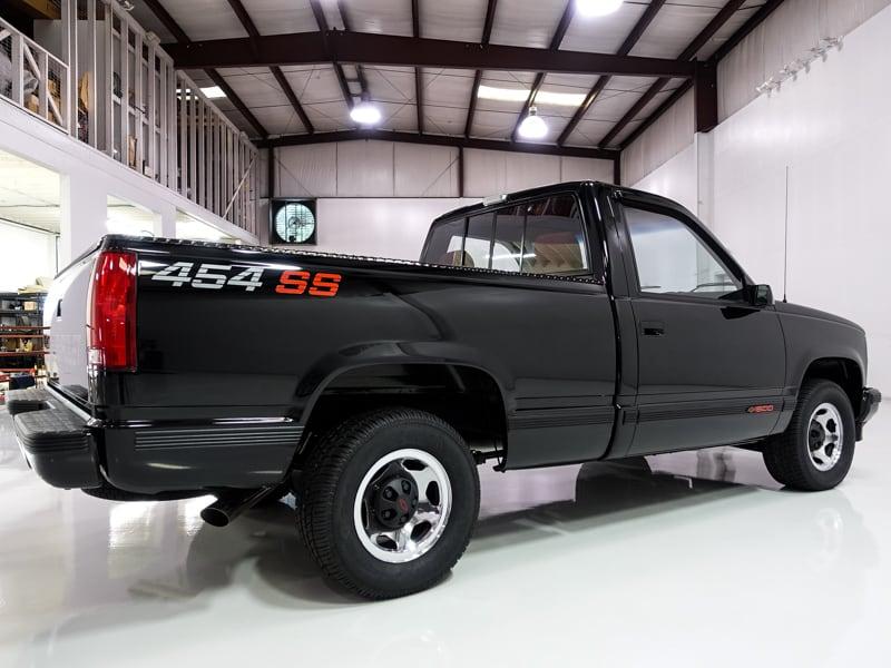 1990 Chevrolet 454ss 1500 Pickup Truck Daniel Schmitt Co