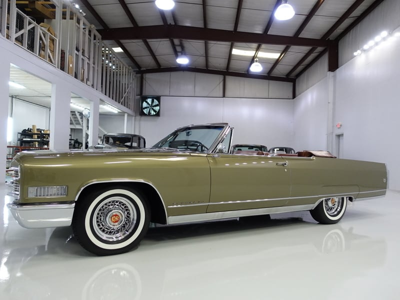 1966 Cadillac Eldorado Convertible  Daniel Schmitt & Co. Classic Cadillac for sale, classic car gallery