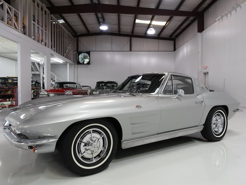 1963 Chevrolet Corvette Sting Ray Split Window Coupe Daniel