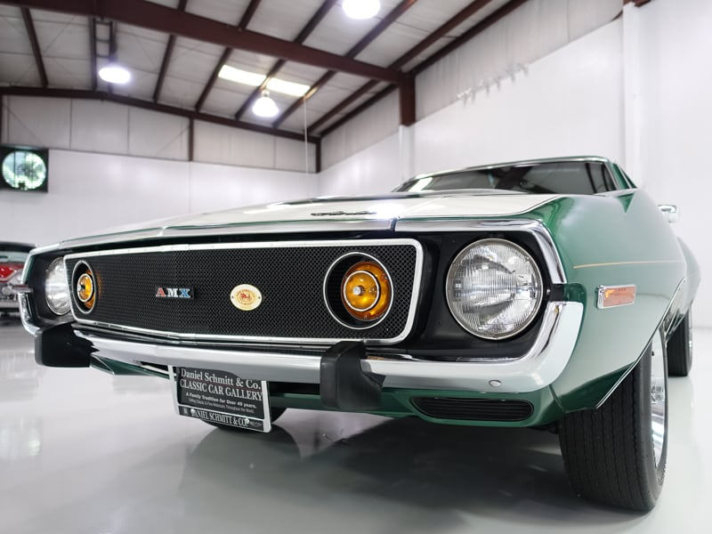 1974 AMC JAVELIN AMX – Daniel Schmitt & Co  Classic Car Gallery