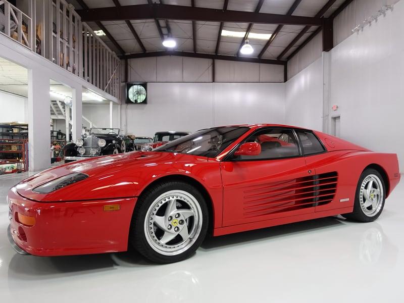 1995 Ferrari Testarossa 512M daniel schmitt & Co. classic ferrari classic cars for sale