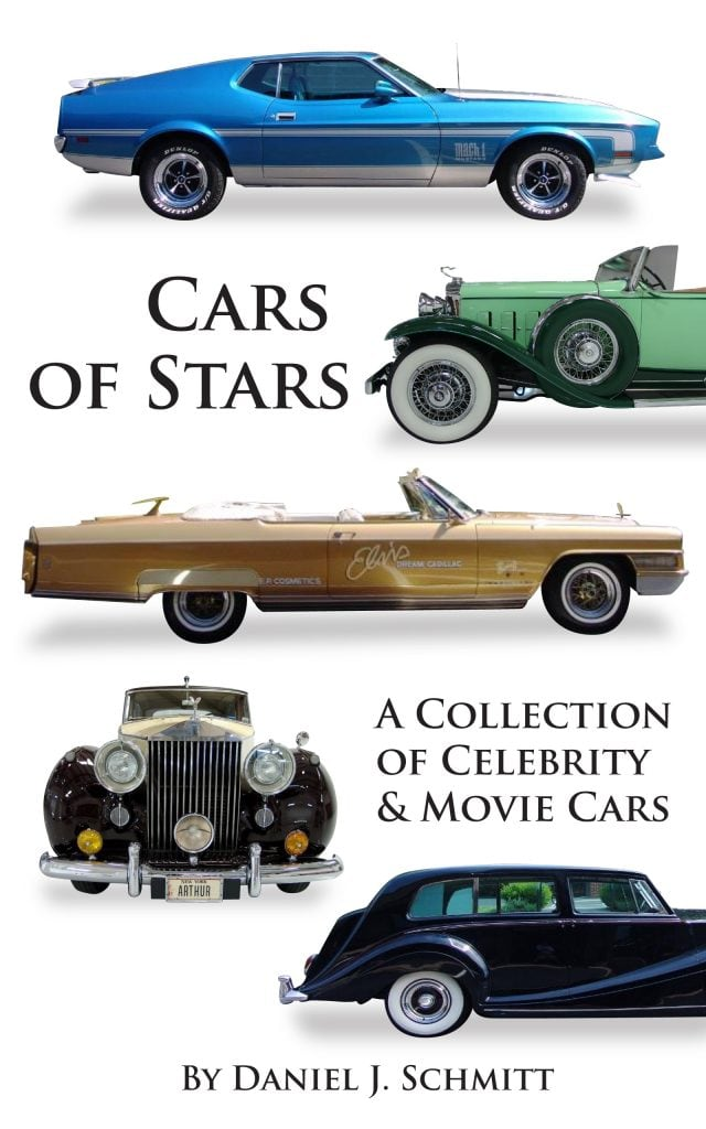 cars of stars daniel schmitt, daniel schmitt and co, celebrity cars, movie cars, classic cars holllywood