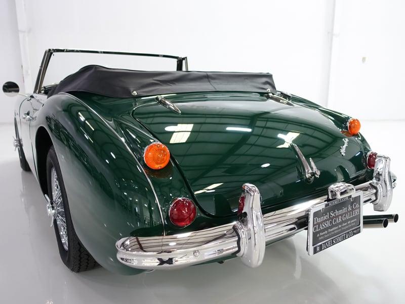 1967 austin healey 3000 bj8 mark iii convertible  u2013 daniel