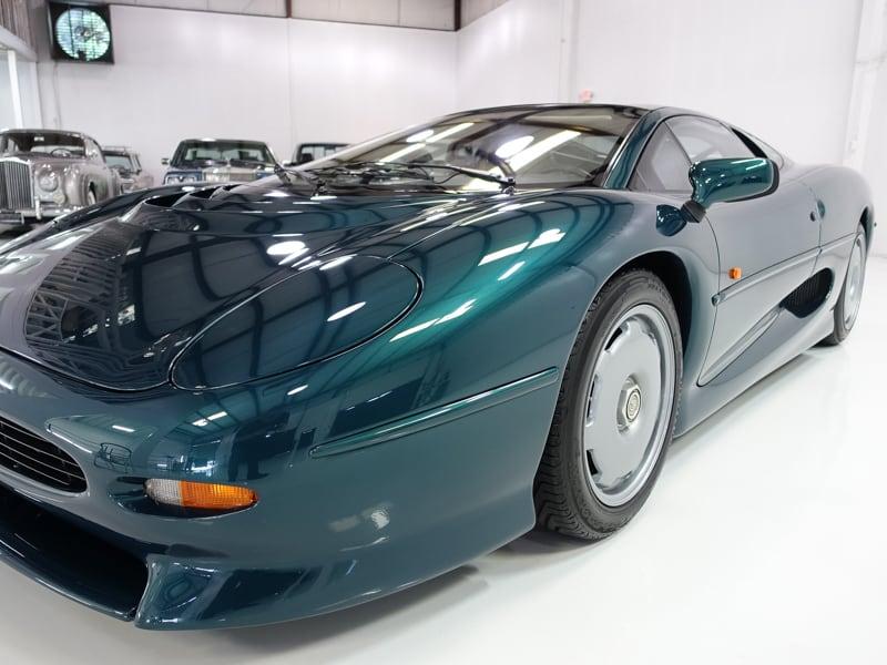 1994 jaguar xj220 for sale   daniel schmitt & co. classic cars
