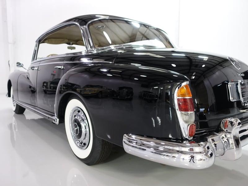 1960 Mercedes-Benz 300d Adenauer Rare European Model for