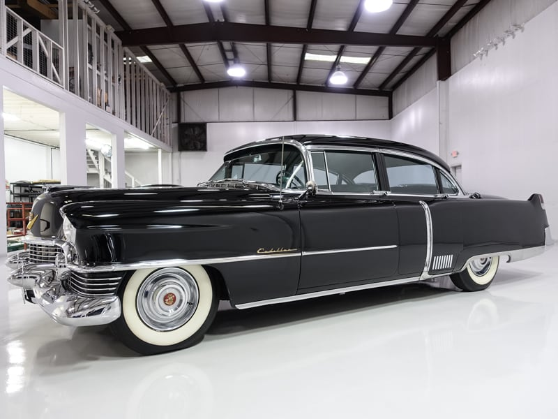 1954 Cadillac Series 60 Fleetwood Limo celebrity classic cars from Daniel Schmitt