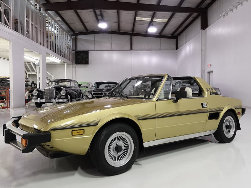Fiat x19 for sale