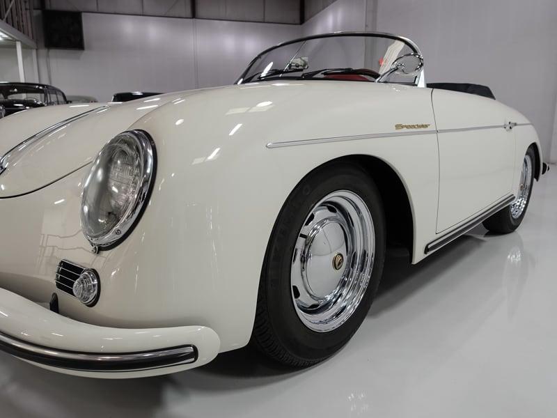 1957 356 speedster replica by beck daniel schmitt company rh schmitt com With White Walls Porsche 356 Porsche 911 Wiring -Diagram