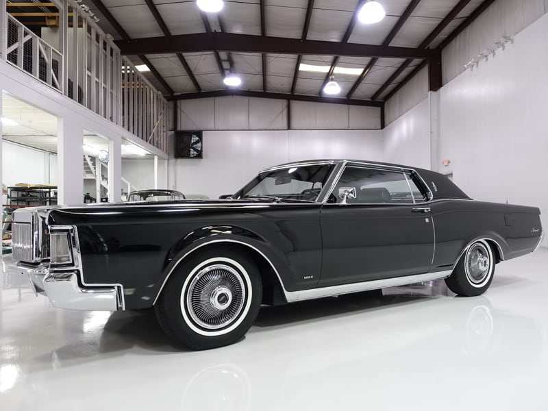 1969 Lincoln Continental Mark III Coupe