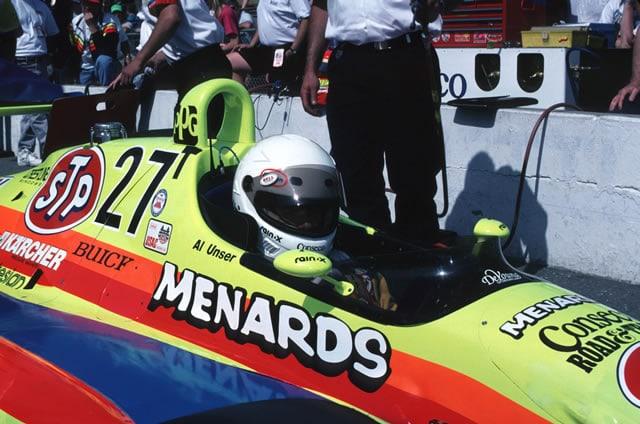 1990 Lola T900 IndyCar Al Unser Sr.