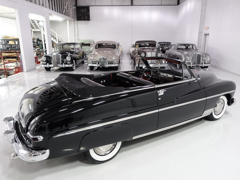 1950 Mercury Convertible For Sale Daniel Schmitt Amp Co