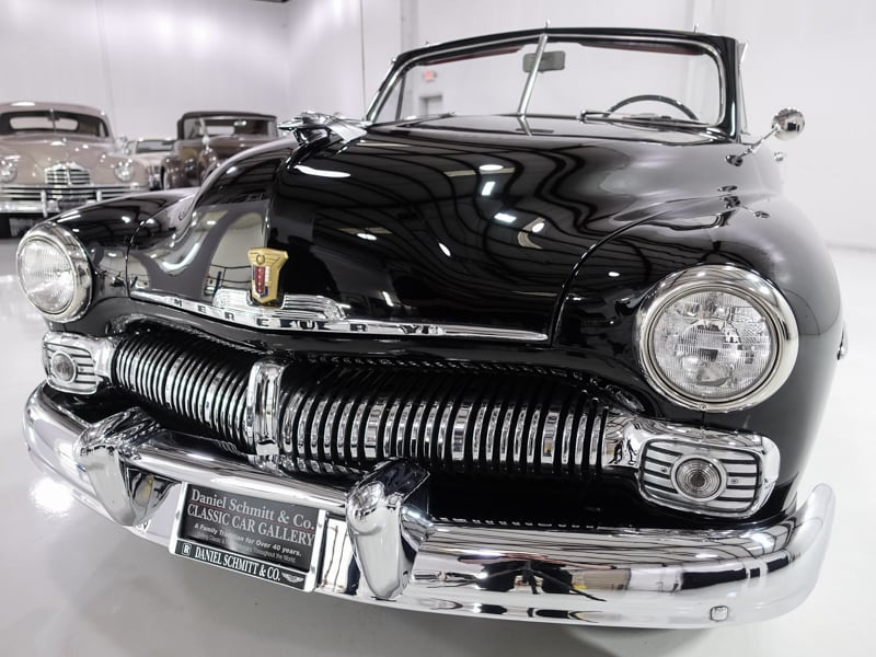 1950 Mercury Convertible for sale | Daniel Schmitt & Co.