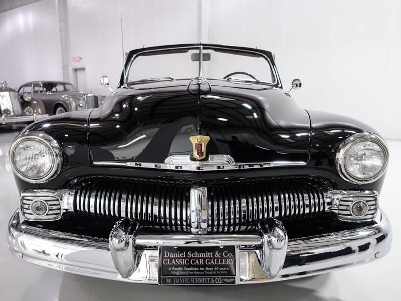 1950 Mercury Convertible for sale   Daniel Schmitt & Co.