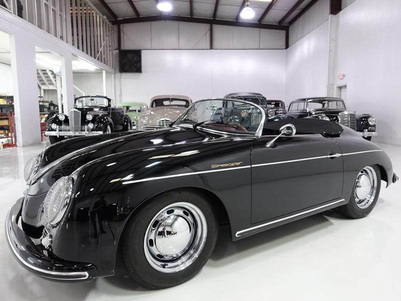 1957 porsche 356 speedster replica by vintage speedster like new ebay. Black Bedroom Furniture Sets. Home Design Ideas