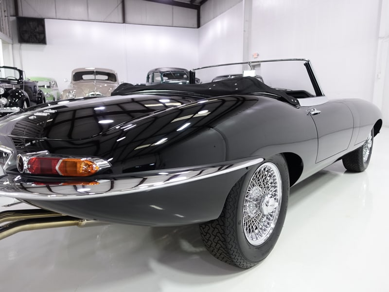 1967 Jaguar E-Type Series I 4.2 Roadster | $300K spent on restoration: 1967 Jaguar E-Type Series I 4.2 Roadster | Numbers matching | 5-Speed Manual