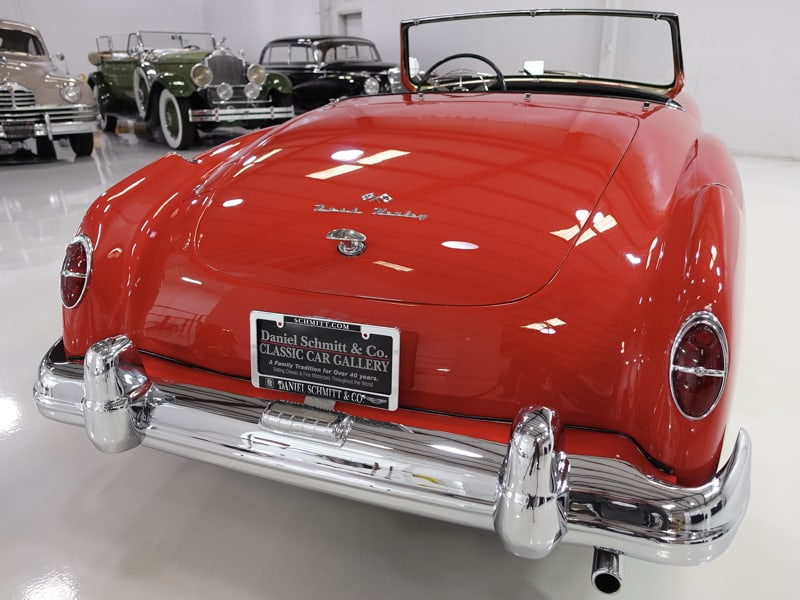 1952 Nash-Healey Roadster for sale | Daniel Schmitt & Co.