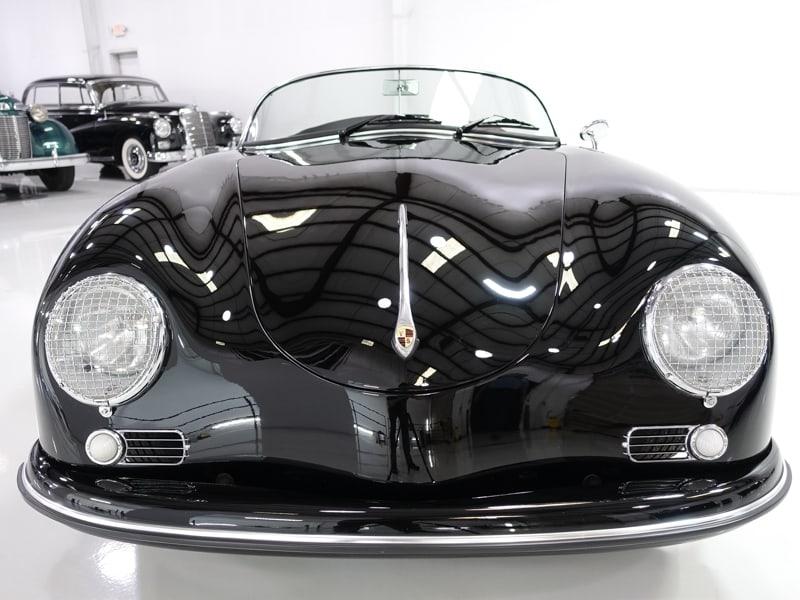1957 Porsche 356 Speedster Replica Vintage for sale | Daniel Schmitt & Co.