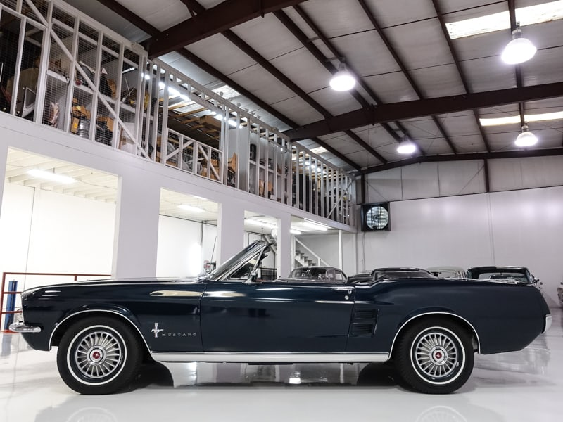 Daniel Schmitt & co. customer reviews on 1967 Ford Mustang Convertible