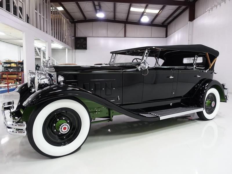 1931 Packard Eight Pheaton