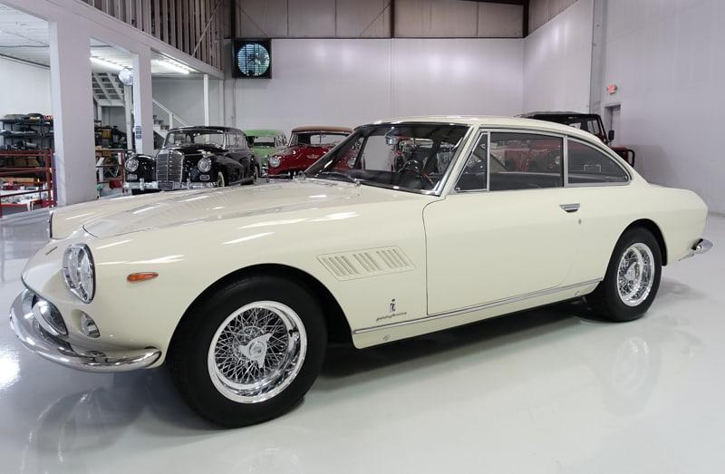 Enzo Ferrari's Classic 1962 Ferrari 330 GT Prototype