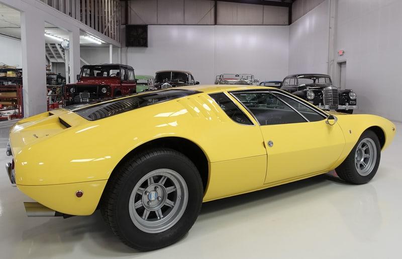 1969 de tomaso mangusta for sale daniel schmitt co classic cars. Black Bedroom Furniture Sets. Home Design Ideas